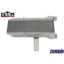 Intercooler TurboWorks 11 575x160x75 egyoldalas csatlakozásokkal